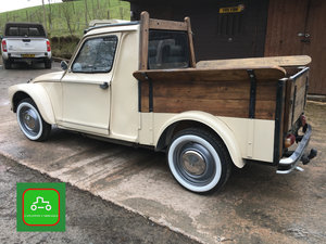1971 CITROEN CLASSIC PICK UP TAX & MPT EXEMPT ADVERTISING & SHOWS