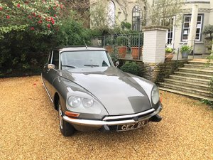 1975 Citroen DS23 Pallas Right Hand Drive, Superb Throughout !