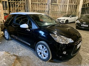 2013 Citroen DS3 1.6 VTi DStyle Plus Automatic Low Miles+FSH