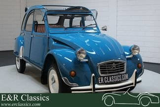 Citroën 2CV6 Club 1984 Restored For Sale