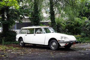 1972 – Citroen DS 21 STATION WAGON USA  For Sale by Auction