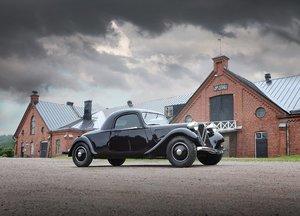 1936 Citroën 11A Faux-cabriolet For Sale by Auction