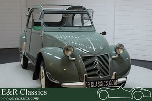Citroën 2CV AZ 1960 original NL car For Sale
