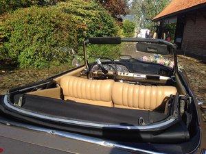 1966 Citroen DS21 CABRIOLET CHAPRON Genuine