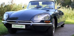 1973 Citroen DS Convertible