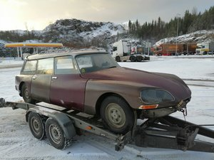 1974 Citroen DS Break