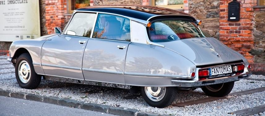 1974 Citroen DS 23 Pallas half-automated For Sale (picture 2 of 6)