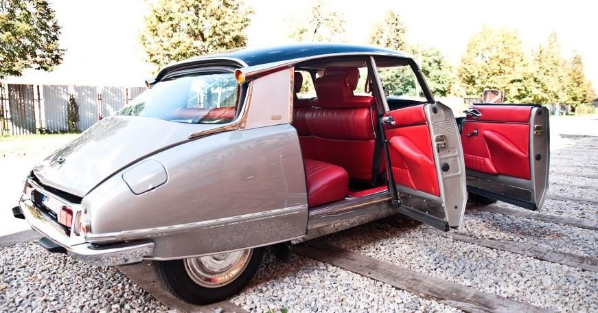 1974 Citroen DS 23 Pallas half-automated For Sale (picture 3 of 6)