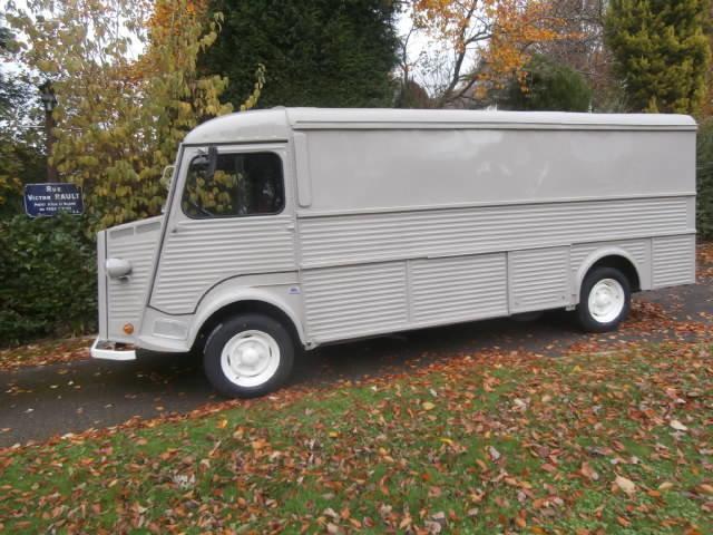 1967 Citroen HY van long wheel base, FULLY RESTORED  For Sale (picture 1 of 6)
