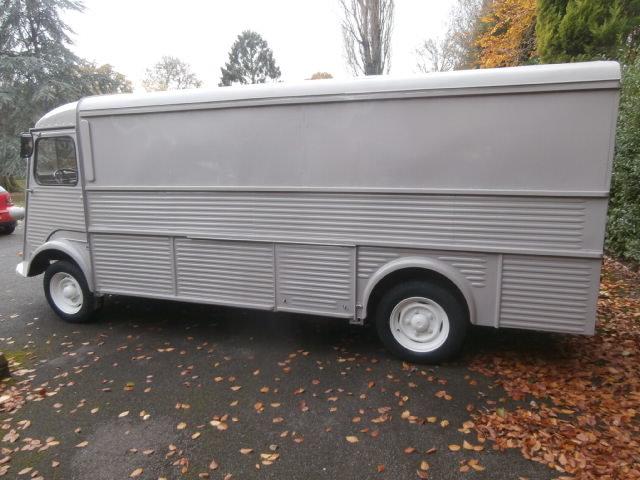 1967 Citroen HY van long wheel base, FULLY RESTORED  For Sale (picture 2 of 6)