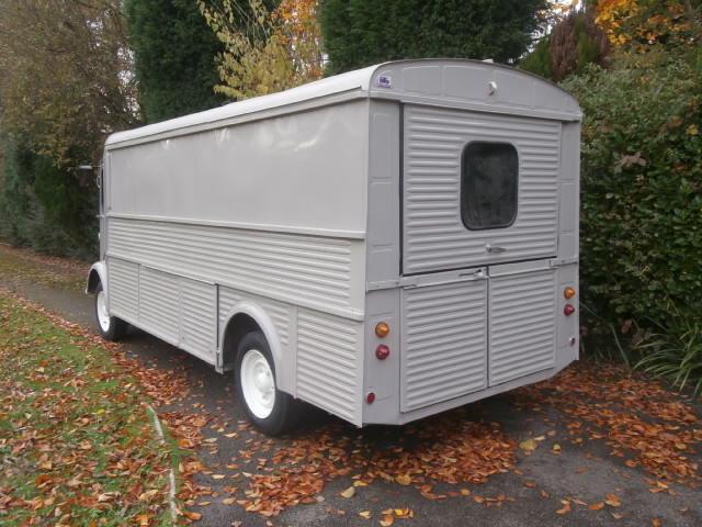1967 Citroen HY van long wheel base, FULLY RESTORED  For Sale (picture 3 of 6)