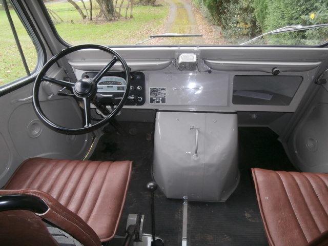 1967 Citroen HY van long wheel base, FULLY RESTORED  For Sale (picture 5 of 6)
