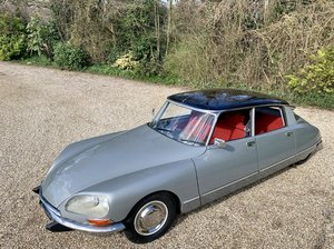 Picture of 1973 CITROEN DS 20 CONFORT - EXCELLENT CONDITION For Sale