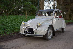 Citroën 2CV Azam - One French registered owner from new
