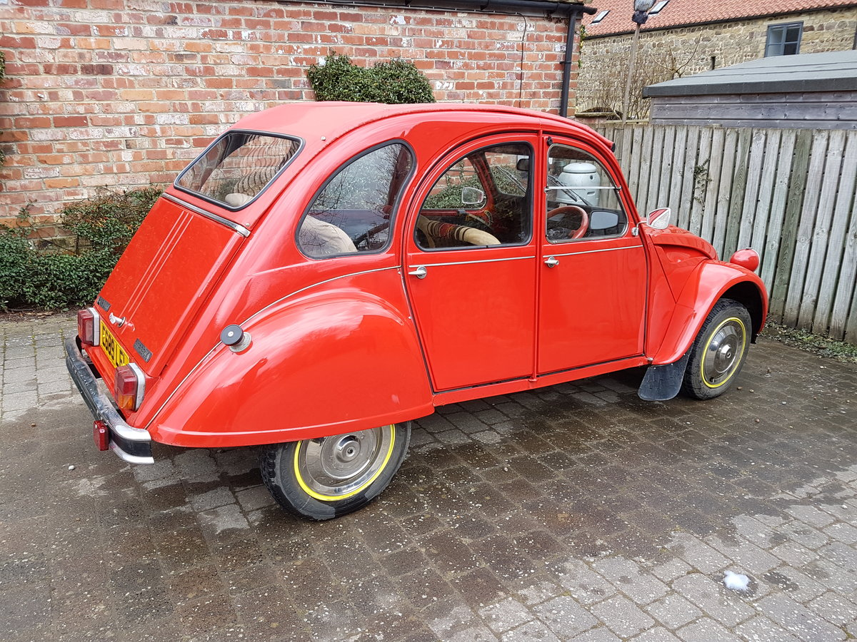 1987 Rebuit 2CV For Sale (picture 2 of 4)