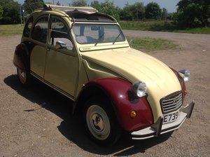 1987 Citroen 2CV6 Dolly