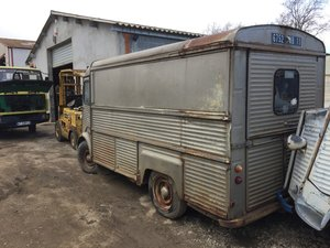 Citroen HY long wheelbase
