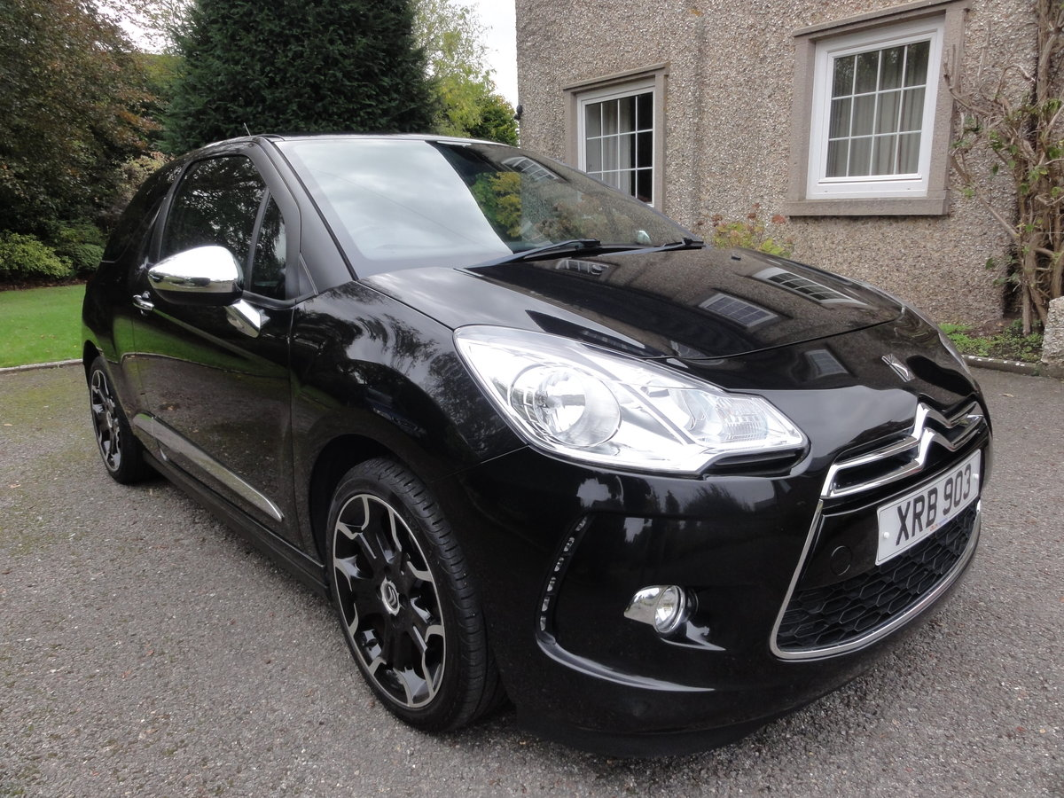2012 Citroen DS3 Airdream 1.6 Dsport + 31000 miles For Sale (picture 1 of 6)
