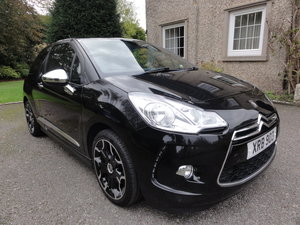 2012 Citroen DS3 Airdream 1.6 Dsport + 31000 miles