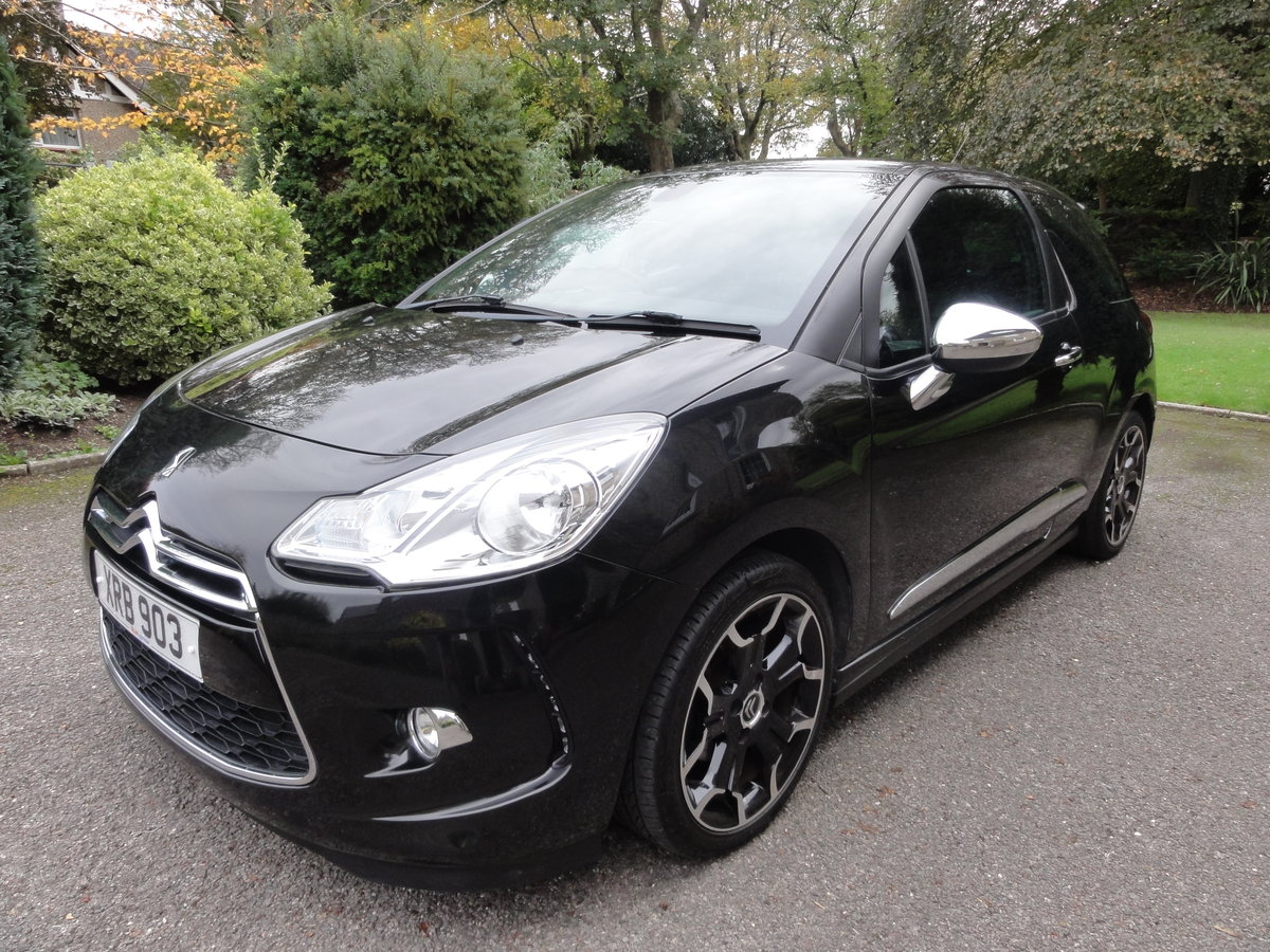 2012 Citroen DS3 Airdream 1.6 Dsport + 31000 miles For Sale (picture 2 of 6)