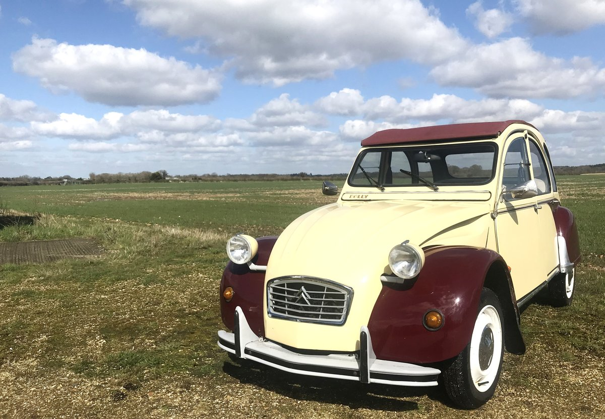 Citroen 2CV6 Dolly 1988 For Sale (picture 1 of 6)