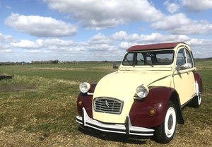Citroen 2CV6 Dolly 1988