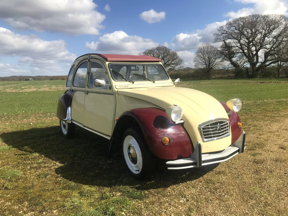 Citroen 2CV6 Dolly 1988 For Sale (picture 2 of 6)
