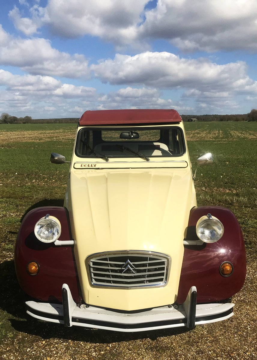 Citroen 2CV6 Dolly 1988 For Sale (picture 3 of 6)