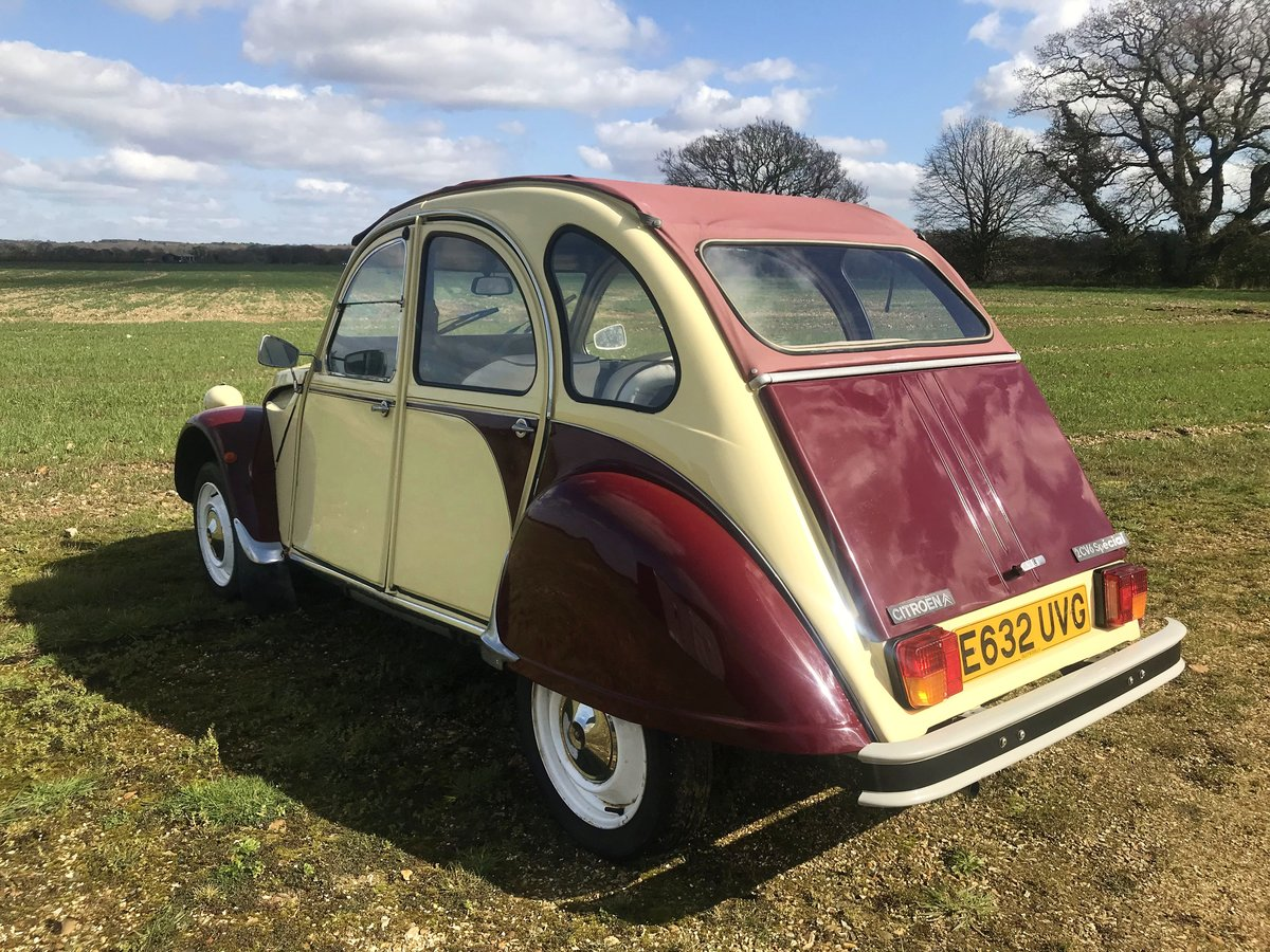 Citroen 2CV6 Dolly 1988 For Sale (picture 4 of 6)