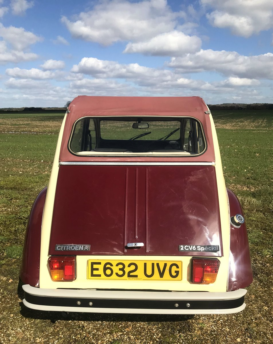 Citroen 2CV6 Dolly 1988 For Sale (picture 5 of 6)