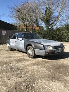 1989 Cx 25 gti turbo 2