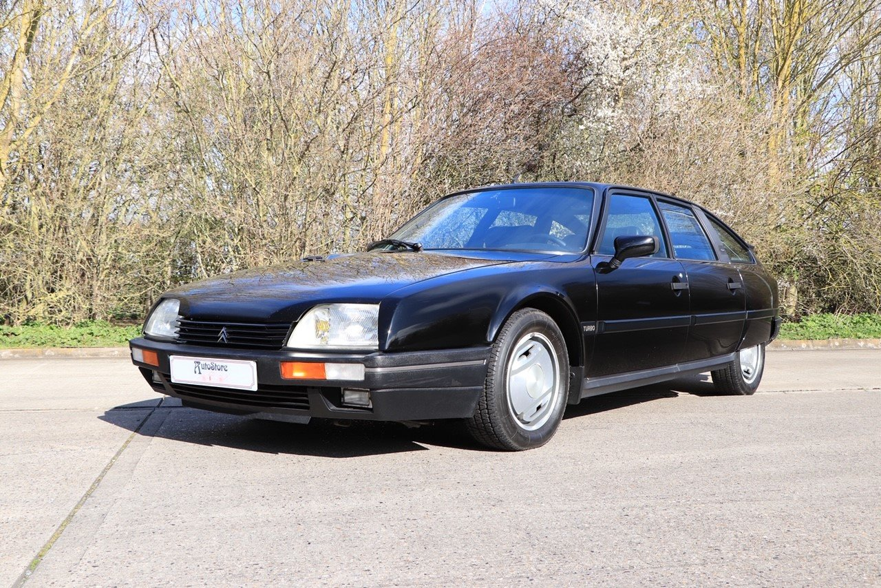 1985 Citroen CX25 GTi Turbo / LHD For Sale (picture 1 of 6)