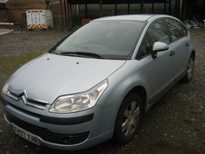 Citroen C4 SX 5 door