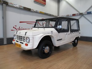 Citroën Mehari Top condition with just 17.000km