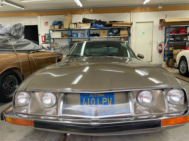 1972 Citroën SM For Sale (picture 1 of 6)