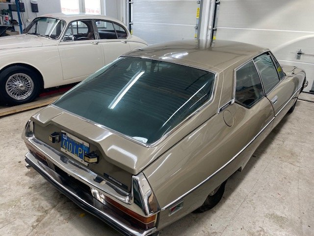 1972 Citroën SM For Sale (picture 3 of 6)