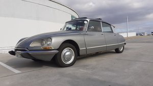 1973 Citroen DS23 PALLAS RHD Restored