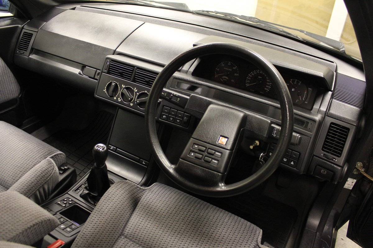 1992 Citroen XM 2.1 turbo diesel For Sale (picture 6 of 6)