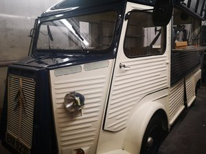 1980 citroen hy , mobile bar fully fitted