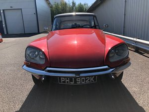 CITROEN DS 2.0 D SUPER                              LOT: 269