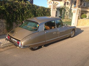 1974 DS 23 ie Pallas RESERVED!!!!!