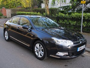 CITROEN C5 2.0 HDi 160 SALOON 2014/14 - 15500m - WONDERFUL