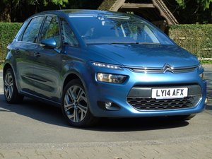 2014 Citroen C4 Picasso 1.6 e-HDi Airdream Exclusive ETG6