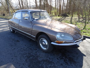 1973  Citroën DS23 Berline Carb Pallas