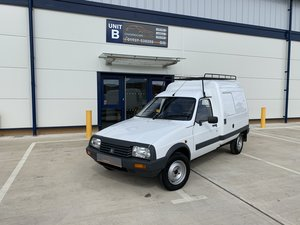 2000 Highly Original Van in tip top condition.