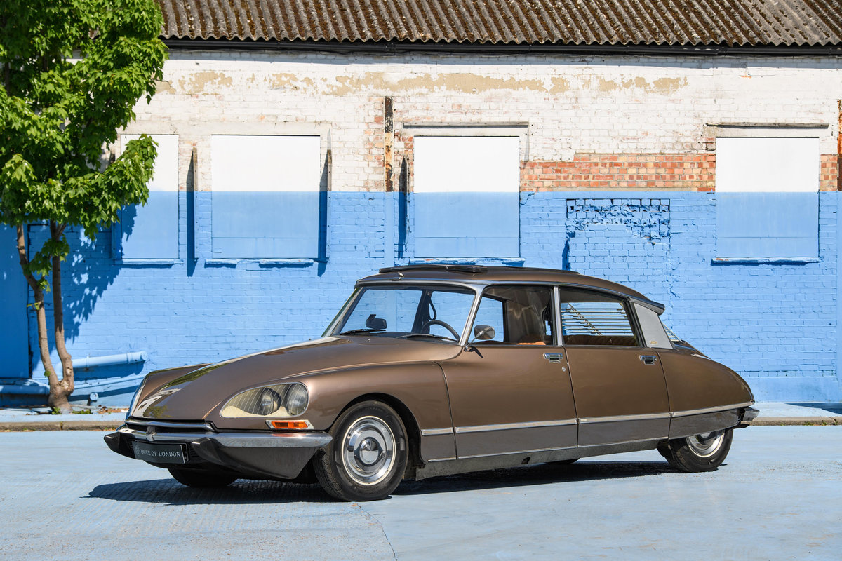 1973 Citroën DS23 Pallas For Sale (picture 1 of 18)
