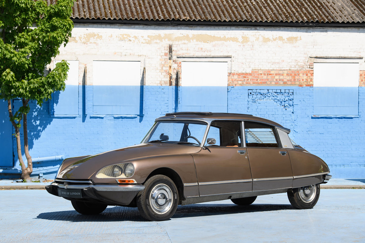 1973 Citroën DS23 Pallas For Sale (picture 2 of 18)