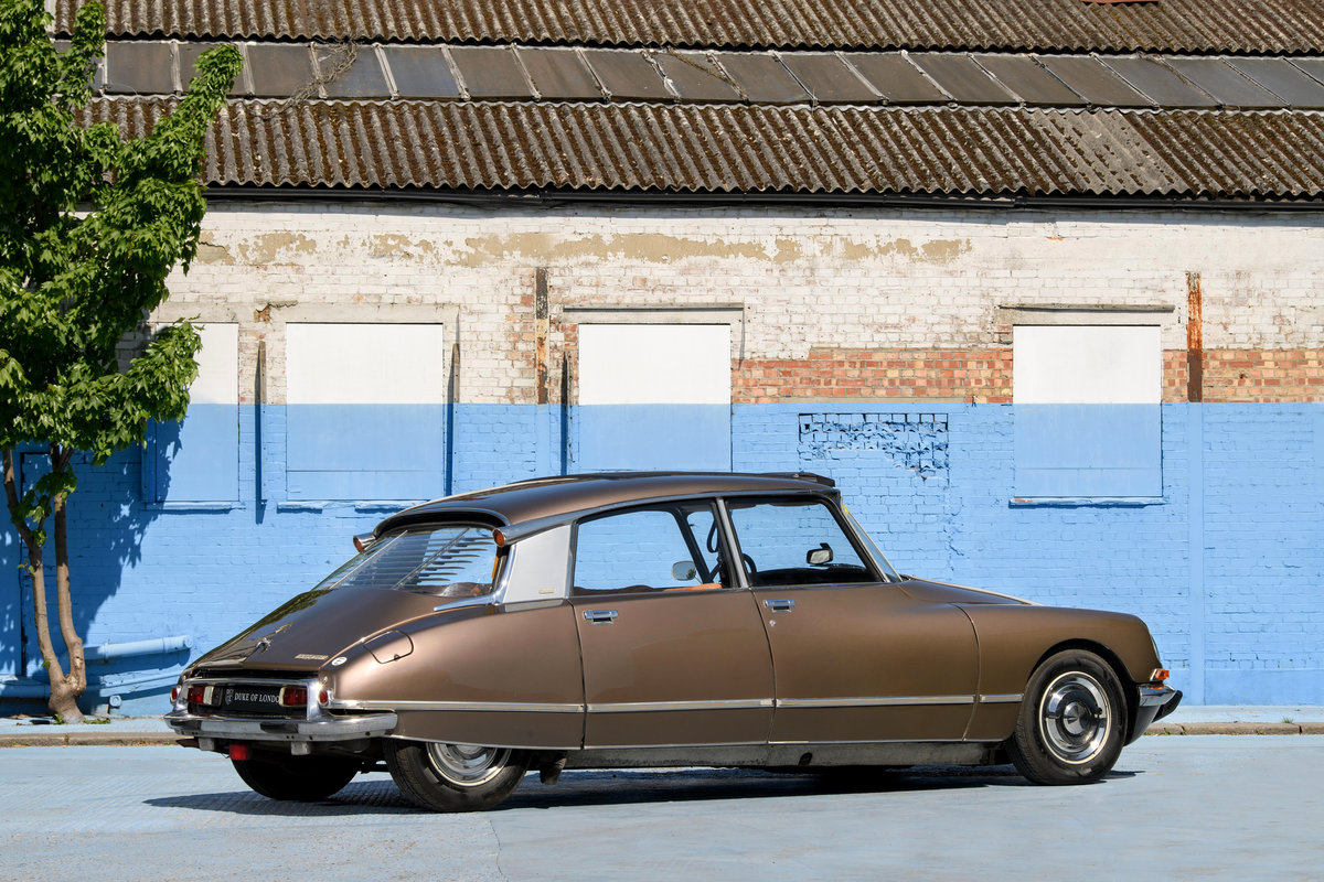 1973 Citroën DS23 Pallas For Sale (picture 4 of 18)