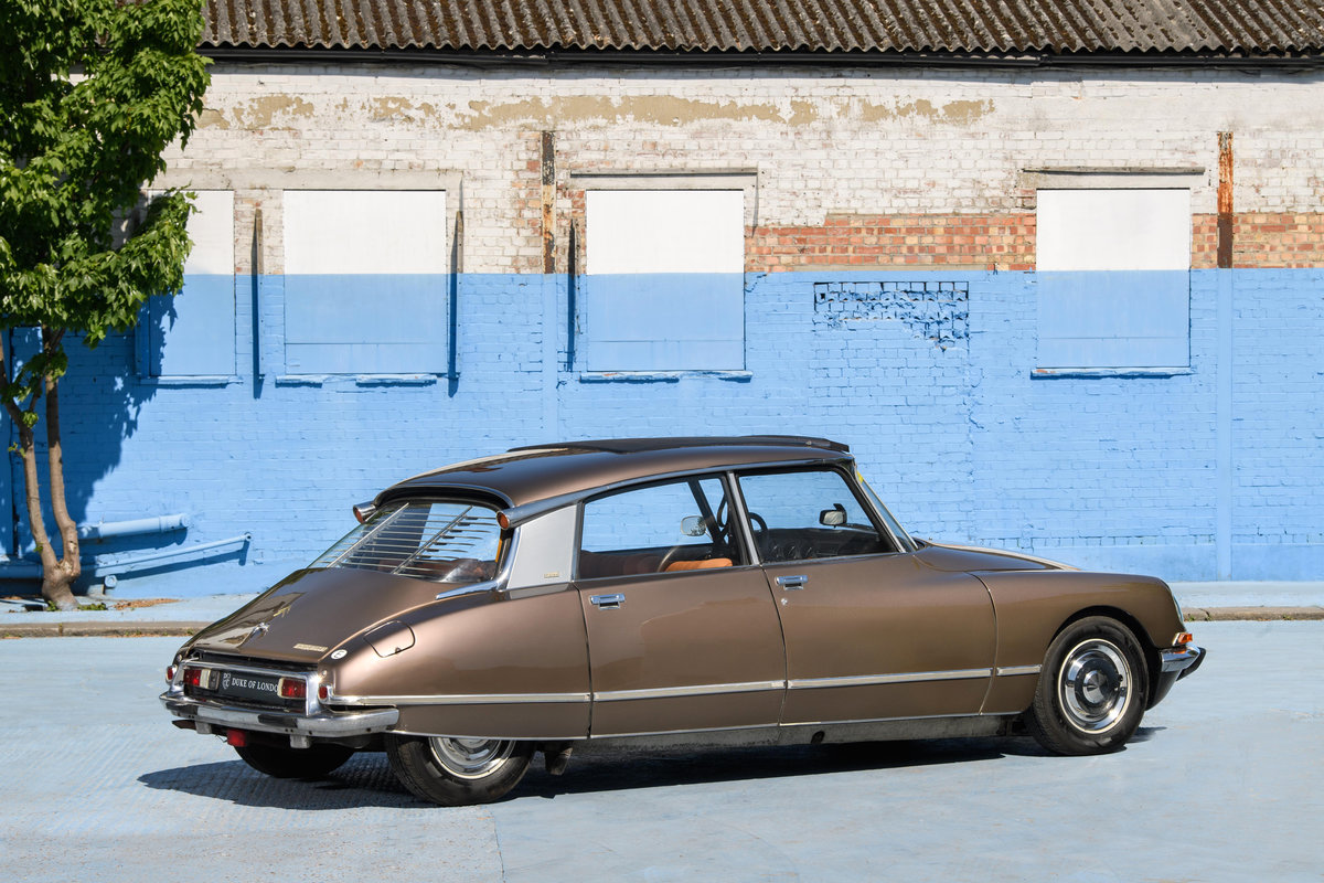 1973 Citroën DS23 Pallas For Sale (picture 5 of 18)