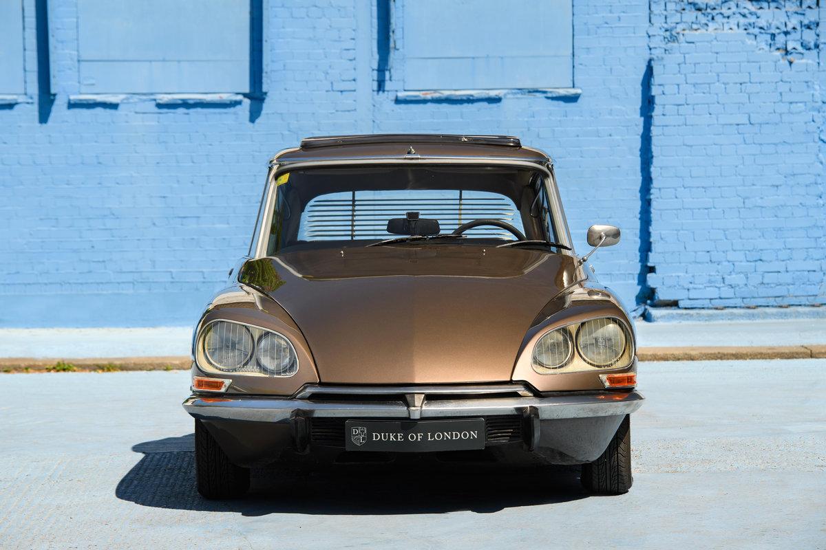 1973 Citroën DS23 Pallas SOLD (picture 6 of 18)